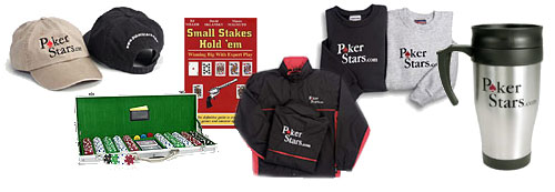 pokerstars vip shop