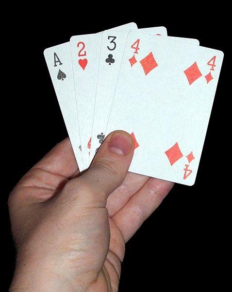 Badugi Poker Hand Online Badugi